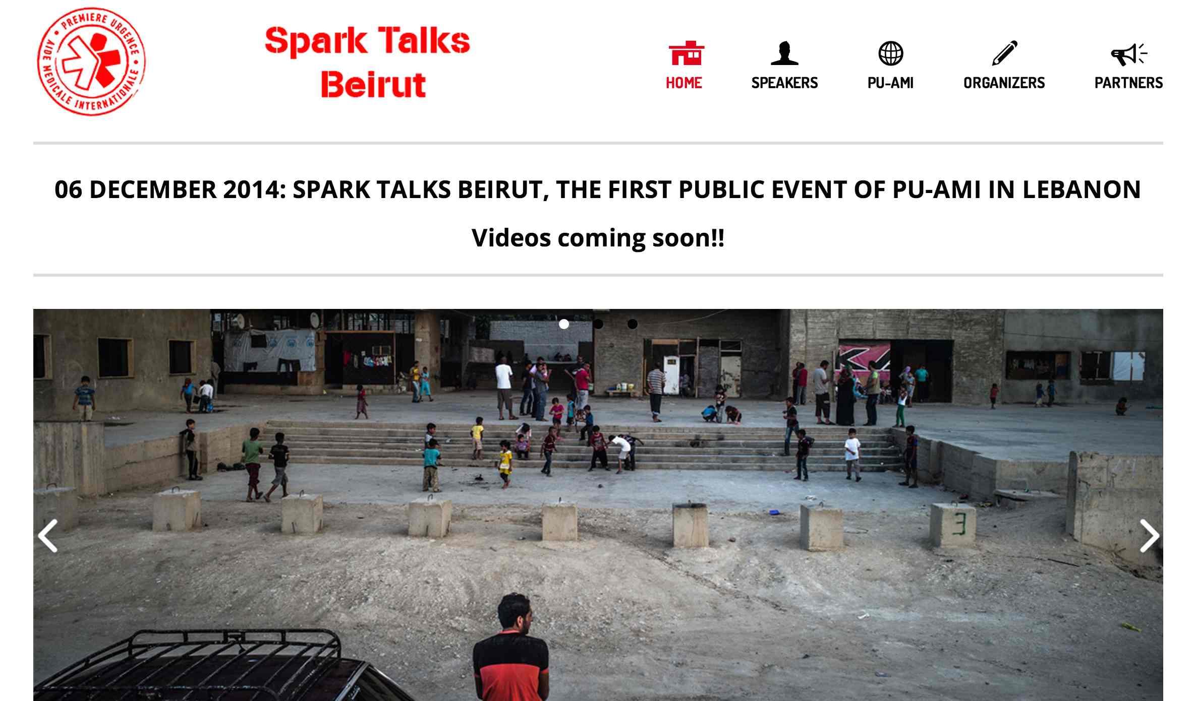 Slider-Spark-Talks-Beirut