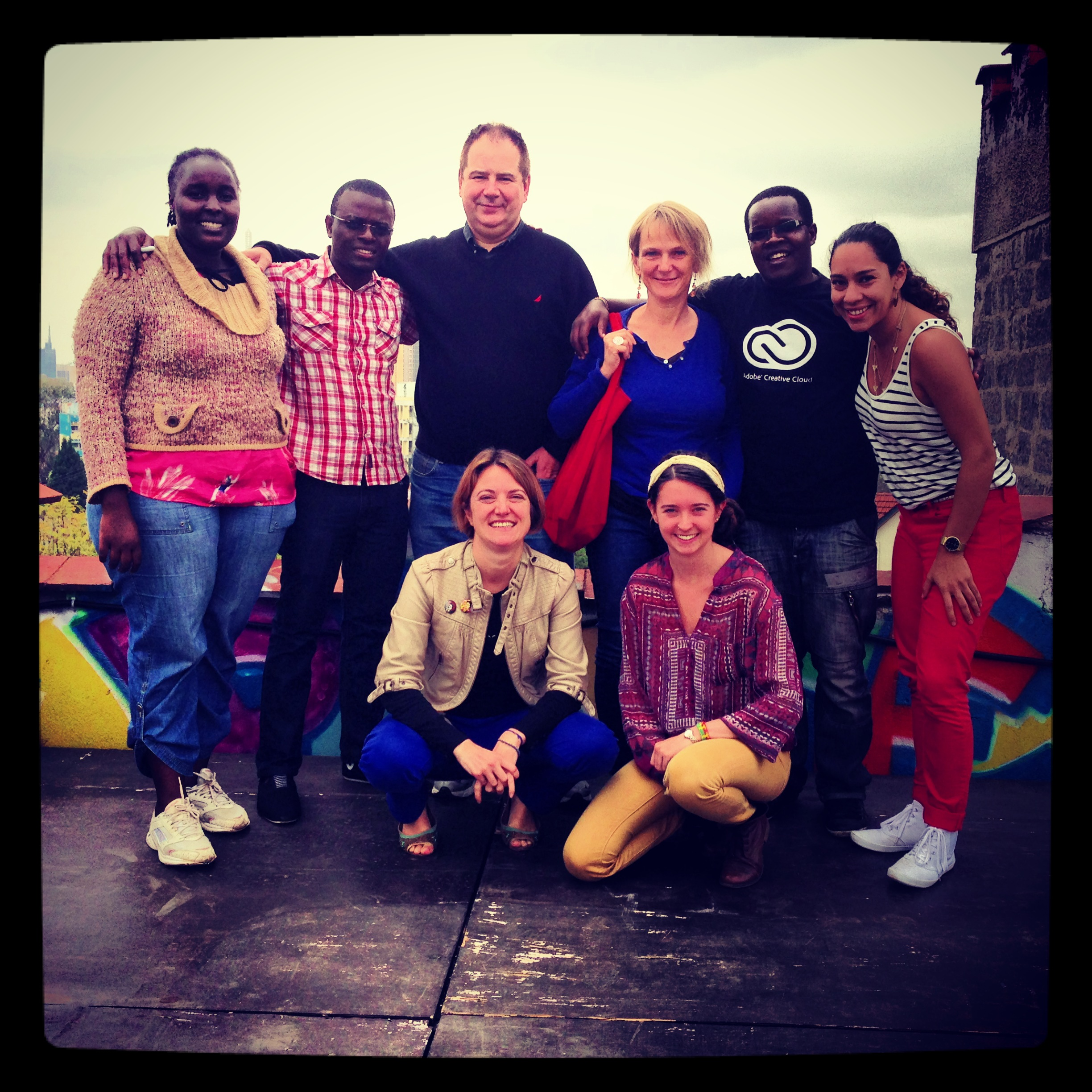 First Innovation Tour in Nairobi: Check!