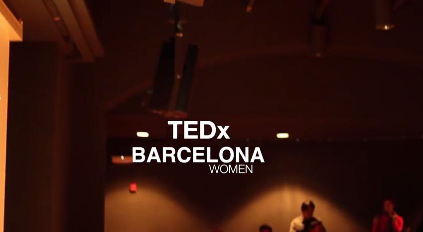 Trailer TEDxBarcelonaWomen 2012
