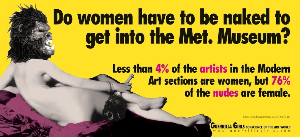 Let's reshape the role of women in media!